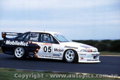 95020 - Peter  Brock - HRT Holden Commodore  - Phillip Island 1995