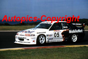 95021 - Peter  Brock - HRT Holden Commodore  - Phillip Island 1995