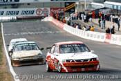 97711 - P. Brock / D. Warick Vauxhall Vectra - AMP Bathurst 1000 1997