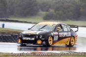 99207 - John Bowe Ford Falcon Phillip Island 1999 - Photographer Darren House