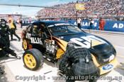 99209 - John Bowe Ford Falcon Adelaiden 1999 - Photographer Darren House