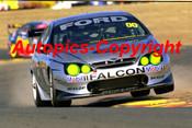 202038 - Craig Lowndes - Ford Falcon Oran Park 2002 - Photographer Craig Clifford