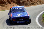 81755 - L. Nelson / P. Jones Ford Capri  Bathurst  1981 - Photographer Lance J Ruting