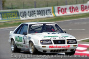 84781  -  D. Johnson / J. French  -  Ford Mustang - Bathurst 1984 Photographer Lance J Ruting