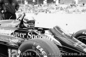 85505 - Ayton Senna Lotus 97T - AGP Adelaide 1985 - Photographer Darren House