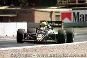 85508 - Ayton Senna Lotus 97T - AGP Adelaide 1985 - Photographer Darren House