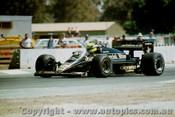 85509 - Ayton Senna Lotus 97T - AGP Adelaide 1985 - Photographer Darren House