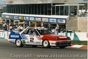 89788  -  J. Richards / M. Skaife - 3rd Outright - Nissan Skyline  -  Bathurst 1989