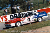 89789  -  J. Richards / M. Skaife - 3rd Outright - Nissan Skyline  -  Bathurst 1989