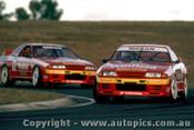 92024 - M. Skaife & J. Richards  - Nissan GTR - Oran Park 1992