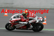 206325 - Troy Bayliss - Decati  - Superbikes Sachsenring Germany 2006 - Photographer Mike Jordon