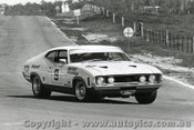 73743  -  A. Moffat / I. Geoghegan  -  Bathurst 1973 -  1st Outright & Class D  winner - Ford Falcon GT