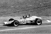 77515 - Graham Vaughan GV Formula Vee  - Amaroo Park 10th July 1977 - Photographer Lance Ruting
