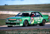 83013 - Dick Johnson - Ford Falcon XE - Oran Park 1983 - Photographer Lance Ruting