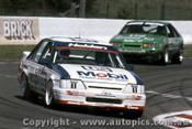 86767  -  P. Brock / A. Moffat  -  Bathurst 1986 - Commodore VK