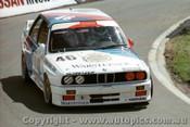 87774  -  Ratzenberger / Oestreich - BMW M3 - Bathurst 1987  - Photographer Lance J Ruting