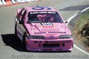 89804 - T. Slako / G. Leeds / Smith  Holden Commodore VL - Bathurst 1989 - Photographer Lance Ruting