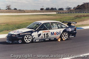 96013 -  Craig Lowndes  Holden Commodore VR - Calder  1996 - Photographer Darren House