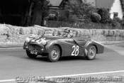 57423 - J. Sweetapple Triumph TR2 - Albert Park 1957 - Photographer Peter D Abbs