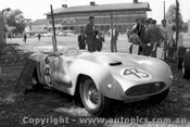 57425 - S. Thompson - MG Special - Albert Park 1957 - Photographer Peter D Abbs