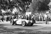 57522 - R. Snodgrass Largo Talbot - Albert Park 1957 - Photographer Peter D Abbs