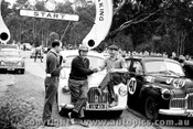62101 - Harry Firth & Norm  Beechey  Holden FX - Templestowe Hillclimb 1962 - Photographer Peter D Abbs