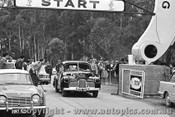 62103 - Norm  Beechey  Holden FX - Templestowe Hillclimb 1962 - Photographer Peter D Abbs