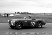 62410 - R. Jamieson Austin Healey - 25th November 1962 - Calder - Photographer Peter D Abbs