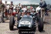 62531 - Bruce McLaren Cooper  - Lakeside 1962 - Photographer Laurie Johnson