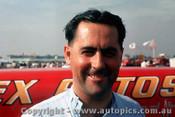 63544 - Jack Brabham -  Warwick Farm -  10th Feb. 1963  - Photographer Laurie Johnson