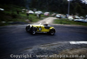 64102 -  Vaughan Gibson -  Supercharged Special, known as  Buttercup  - Lakeland Hillclimb 3rd November 1964 - Photographer  Peter D Abbs