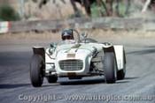 68468 - J. Tuxford -  Lotus Super 7  - Bathurst 1968 - Photographer Lance J Ruting