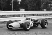 66577  - Frank Gardner - Repco Brabham  Climax - Sandown Tassman Series 1966 - Photographer Peter D Abbs