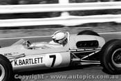 67575  - Kevin Bartlett - Repco Brabham - Sandown  1967 - Photographer Peter D Abbs