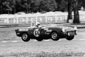 68469 - G. Laurie Triumph Spitfire Warwick Farm 8th September 1968 - Photographer Lance J Ruting
