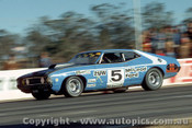 74098 - John Goss XA Falcon - Oran Park 4th August 1974 -  - Photographer Jeff Nield