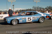 74099 - John Goss XA Falcon - Oran Park 4th August 1974 -  - Photographer Jeff Nield