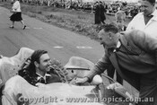 58443 - D. Jolly - Lotus 11 - Fishermen s Bend - 18th October 1958 - Photographer Peter D Abbs