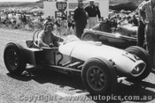 60406 - M. Carter - Corvette - Phillip Island - 14th March 1960 - Photographer Peter D Abbs