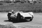 60412 - Murray Carter - Corvette Special - Phillip Island - 23rd October 1960 - Photographer Peter D Abbs