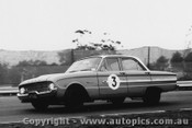 63016 -  K. Burns Ford Falcon  - Sandown 1963 - Photographer Peter D Abbs