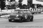 63018 -  Peter Manton - Morris 850 - Sandown 1963 - Photographer Peter D Abbs