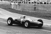 63547 - T. Maggs - Lola - Sandown International -  11th  March 1963 - Photographer Peter D Abbs