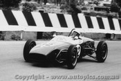 63552 - R. Tresse - Lotus - Sandown International -  11th  March 1963 - Photographer Peter D Abbs