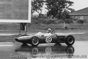 63557 - W. Mitchell - MRD Brabham - Sandown International -  11th  March 1963 - Photographer Peter D Abbs