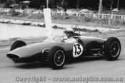 63558 - Nev McKay - Lotus  - Sandown International -  11th  March 1963 - Photographer Peter D Abbs