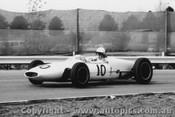 63559 - L. Ayres - Lotus 20 - Sandown International -  11th  March 1963 - Photographer Peter D Abbs
