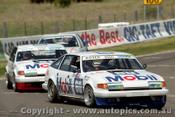 84790  -  S. Soper / R. Dickson - J. Allam / A. Hahne - Rover Vitesse - Bathurst 1984 - Photographer Lance J Ruting