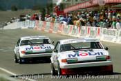 84791  - J. Allam / A. Hahne - S. Soper / R. Dickson - Rover Vitesse - Bathurst 1984 - Photographer Lance J Ruting
