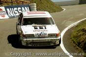 85766 - Tim Slako / Geoff Leeds - Rover Vitesse - Bathurst 1985 - Photographer Lance J Ruting